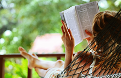 Medium reading on summer can be beneficial